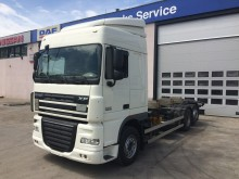 DAF XF105 FAN 410 tractor-trailer