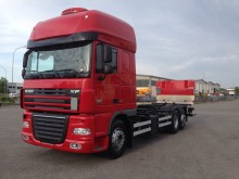 used DAF container tractor-trailer