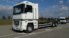 used Renault container tractor-trailer
