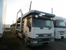 used Iveco car carrier tractor-trailer