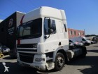 used DAF heavy equipment transport tractor-trailer