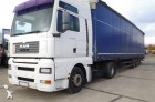 used MAN other Tautliner tautliner tractor-trailer