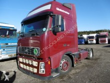 used Volvo heavy equipment transport tractor-trailer