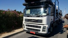 used Volvo car carrier tractor-trailer