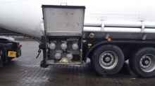 used DAF oil/fuel tanker tractor-trailer