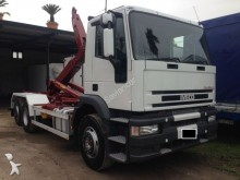 ensemble routier benne Iveco