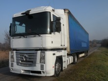 Renault Magnum 460.19 DXI tractor-trailer
