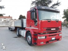Iveco car carrier tractor-trailer