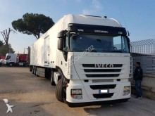 used Iveco refrigerated tractor-trailer
