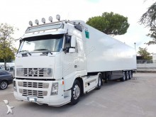 used Volvo refrigerated tractor-trailer
