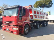 Iveco standard tipper tractor-trailer