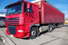 ensemble routier DAF XF105 410
