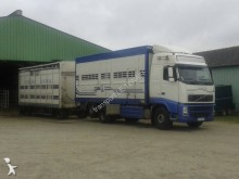 used livestock tractor-trailer