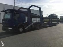 ensemble routier porte voitures Renault