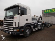 ensemble routier Scania 164 480