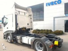used heavy equipment transport tractor-trailer
