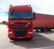 used DAF tautliner tractor-trailer