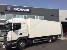 used Scania chassis tractor-trailer