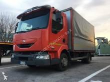 used Renault sliding tarp system tarp tractor-trailer