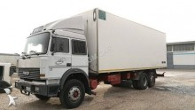 used insulated tractor-trailer