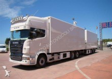 used refrigerated tractor-trailer