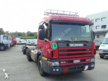 used Scania tipper tractor-trailer