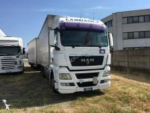 MAN TGA 26.480 tractor-trailer