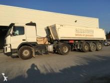 Volvo tractor-trailer