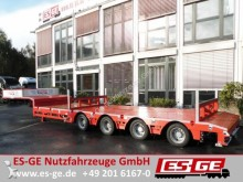 ES-GE heavy equipment transport semi-trailer