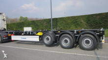 new Krone container semi-trailer