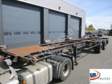 semiremorca transport containere Pacton second-hand