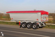 new Stas tipper semi-trailer