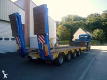 ACTM 4 essieux semi-trailer