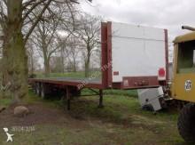 naczepa platforma Schmitz Cargobull używana