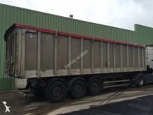semiremorca benă transport cereale second-hand