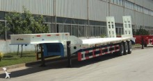 new Trailor heavy equipment transport semi-trailer