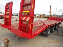 used Ceylan Treyler heavy equipment transport semi-trailer
