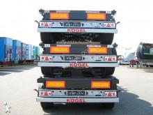 semirimorchio portacontainers nuovo