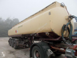 used Coder oil/fuel tanker semi-trailer