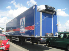used Chereau multi temperature refrigerated semi-trailer
