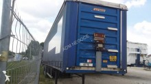 used General Trailers reel carrier tautliner semi-trailer