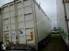 used Stas box semi-trailer