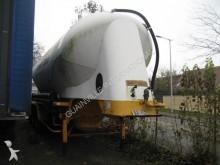 semirimorchio cisterna polverulenti Spitzer usato