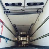 semirremolque frigorífico multi temperatura Lecitrailer usado
