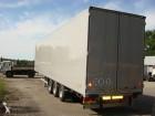 semirimorchio furgone plywood / polyfond Trouillet usato