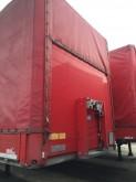 Schmitz Cargobull dropside flatbed tarp semi-trailer