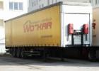 naczepa furgon Schwarzmüller używana