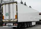 naczepa furgon Krone używana