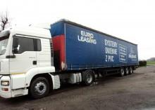 Schmitz Cargobull FIRANKA 13,6*2006 ROK*HAMULCE TARCZOWE semi-trailer