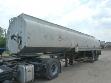 used BSL oil/fuel tanker semi-trailer